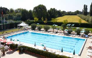 Accès au spa et court de tennis dans un hôtel 4 étoiles aux portes de Venise (à partir de 2 nuits)