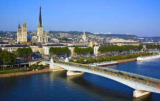Romantisch weekend inclusief diner in de buurt van Rouen
