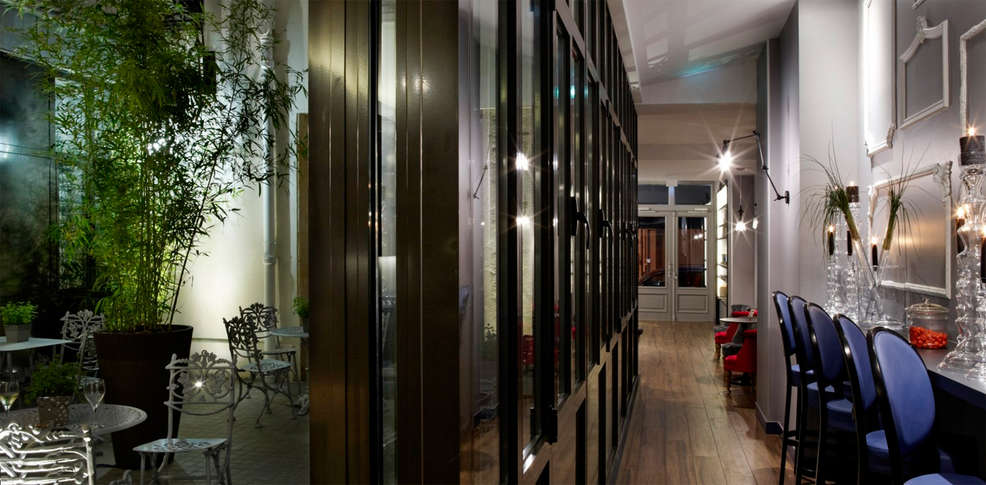 h tel mademoiselle h tel de charme paris 75. Black Bedroom Furniture Sets. Home Design Ideas