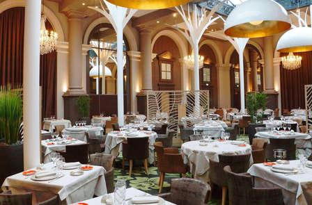 Week-end détente avec dîner 4 plats et accès spa dans un 5* à Saint-Malo