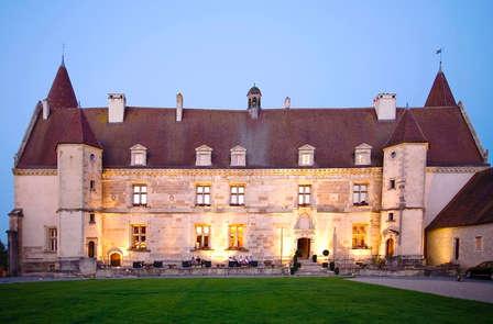 Week-end détente avec visite de cave dans un château près de Beaune