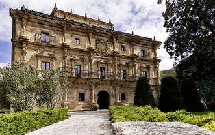 Escapada romántica con cena en un Palacio del S. XVIII (desde 2 noches)