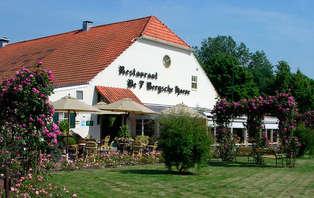 Bourgondisch weekend met diner dicht bij natuurgebied de Biesbosch (te boeken tot 8 mei)