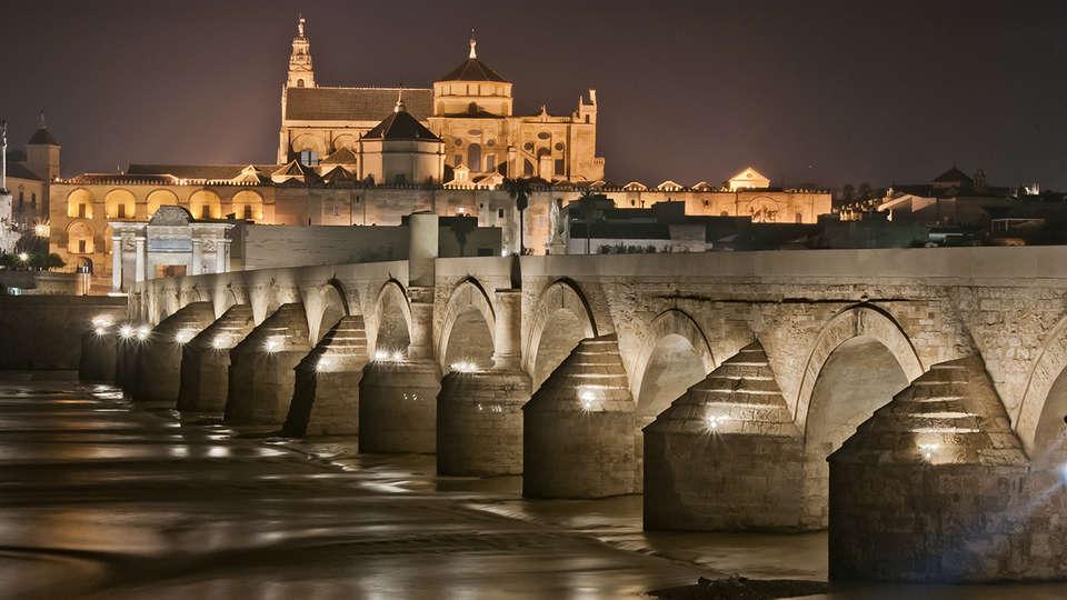 Baños Romanos Andalucia:Escapadas fin de semana Relax Córdoba con acceso al hammam desde 81