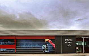 Escapada con entradas al Museo-Circuito Fernando Alonso en el interior de Asturias