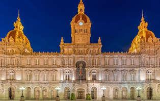 Escapada con encanto en el centro de La Coruña