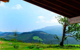 Escapada con Cena y toque romántico en el Parque Natural de Urdaibai