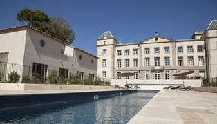 Week-end de charme dans un Chateau entre les vignes et le Canal du Midi