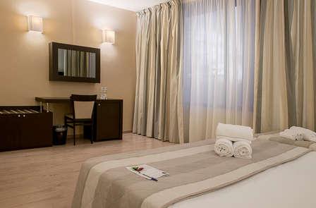 Week-end romantique à Sienne avec attention en chambre et départ tardif