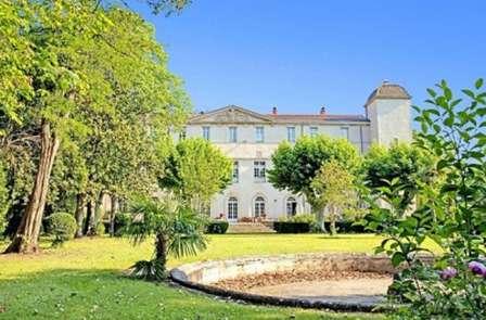 Week-end dans un château près de Béziers