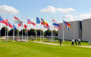 Week-end à Bayeux avec visite du Mémorial de Caen