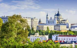 Escapada con acceso al spa y masaje en Madrid