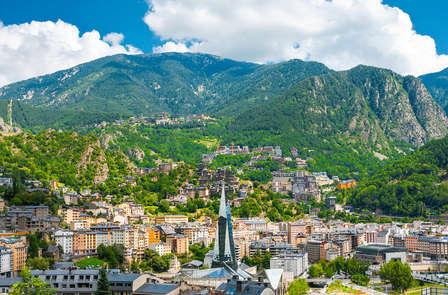 Week-end avec dîner et verre de bienvenue en Andorre