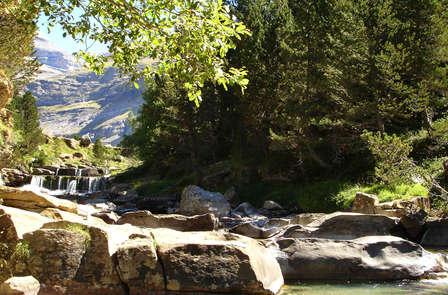 Escapada con vino y bombones en el Parque Nacional de Ordesa y Monte Perdido