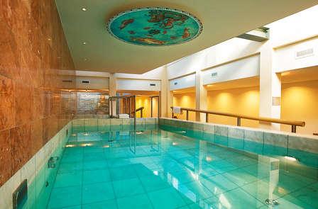 Luxe weekend met wellness in het schitterende Grand Hotel Karel V in Utrecht