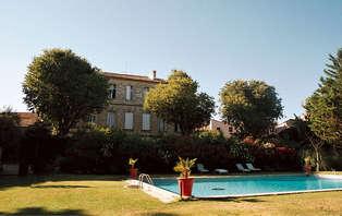 Week-end dans un château en Provence près de Nîmes