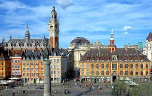 Offre spéciale: Week-end aux portes de Lille