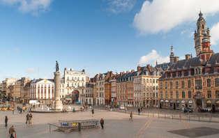 Week-end au coeur du vieux Lille