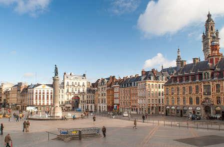 Speciale aanbieding: familieweekend in Lille met een bezoek aan het historische mijnbouwcentrum van Lewarde