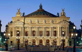 Week-end à Paris avec visite guidée de l'Opéra Garnier (-50% de remise à partir de la 2ème nuit)