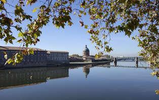 Offre spéciale nuits offertes : Week-end au bord de la Garonne à Toulouse (à partir de 2 nuits)