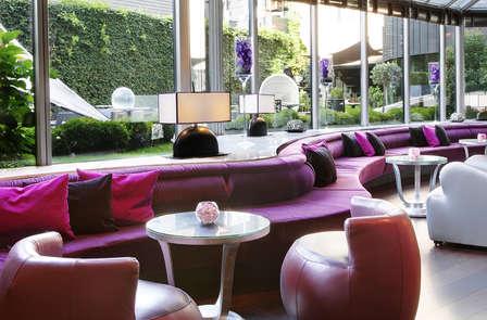 Week-end de luxe avec soins et cadeau Hermès dans un hôtel 5 étoiles à Bruxelles