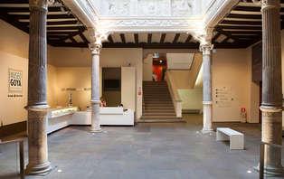 Especial Cultura: Escapada con entradas al Museo de Goya (desde 2 noches)
