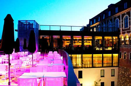 Spa et dîner 3 plats dans un hôtel de luxe au coeur de Liège