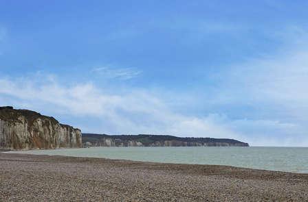 Week-end en chambre vue mer à Dieppe