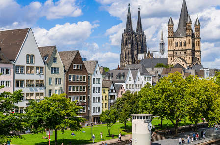 À la découverte de la ville de Cologne