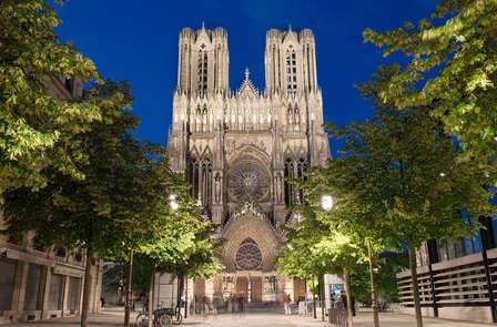 Week-end exceptionnel à Reims ( 3 nuits au prix de 2)