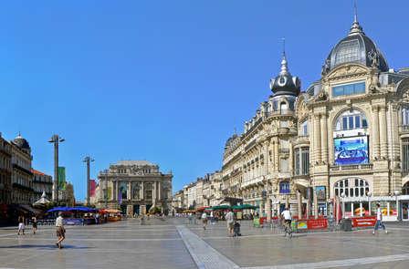 Offre spéciale : Week-end de charme dans un hôtel style colonial  à Montpellier