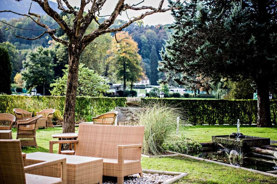 Week end massage et soins uriage avec soin au choix pour 2 - Hotel les terrasses uriage ...
