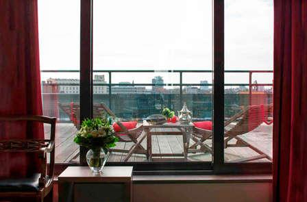 Romantisch verblijf in Antwerpen