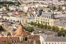 Timhotel Chartres Cathédrale -