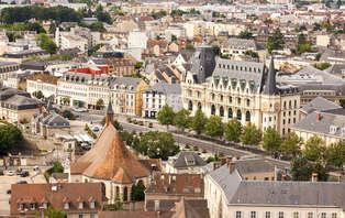 Week-end romantique avec champagne à Chartres