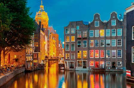 Bien-être aux portes d'Amsterdam (à partir de 2 nuits)