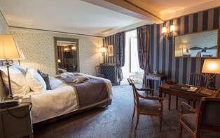 Escapada en suite con cena en un castillo de Mediodía-Pirineos