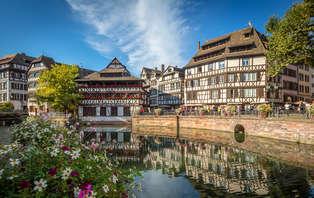Week-end dans un hôtel de charme en plein coeur de Strasbourg