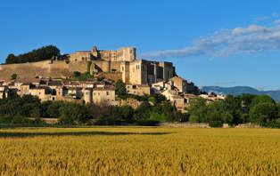 Week-end au coeur de la Drôme Provençale