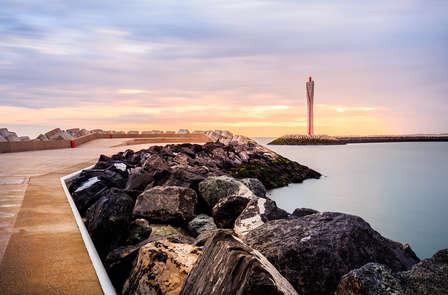 Romantiek en wellness aan de Belgische kust