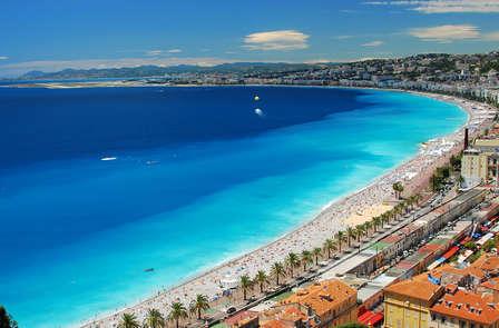 Offre spéciale été: Week-end à Nice (à partir de 2nuits)