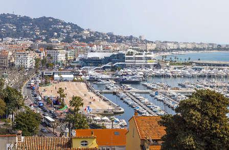 Escapada de relax en Cannes
