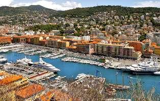 Week-end découverte avec billets pour le Grand Tour Nice