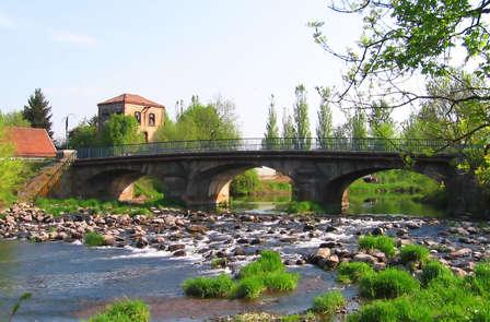 Week end détente et bien être en Franche Comté, à Luxeuil-les-Bains
