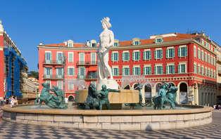 Week-end avec baptême de plongée à Nice