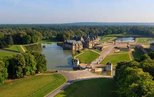 Visite et découverte du Domaine de Chantilly (offre réservable jusqu´au 17 mai)
