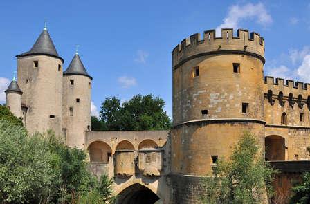 Week-end 4 étoiles aux portes de la ville de Metz
