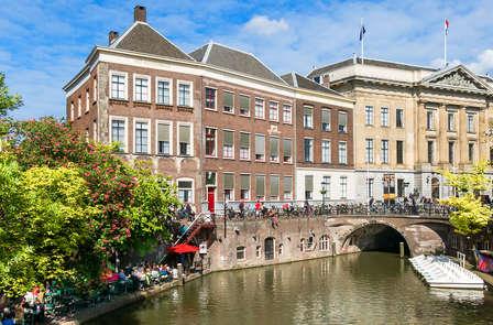 Ontdekkingsweekend in het hart van Utrecht met fietshuur