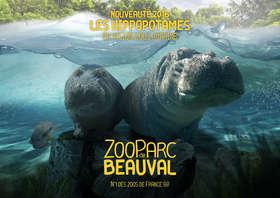 Week-end en couple ou en famille à Blois avec entrées au ZooParc de Beauval